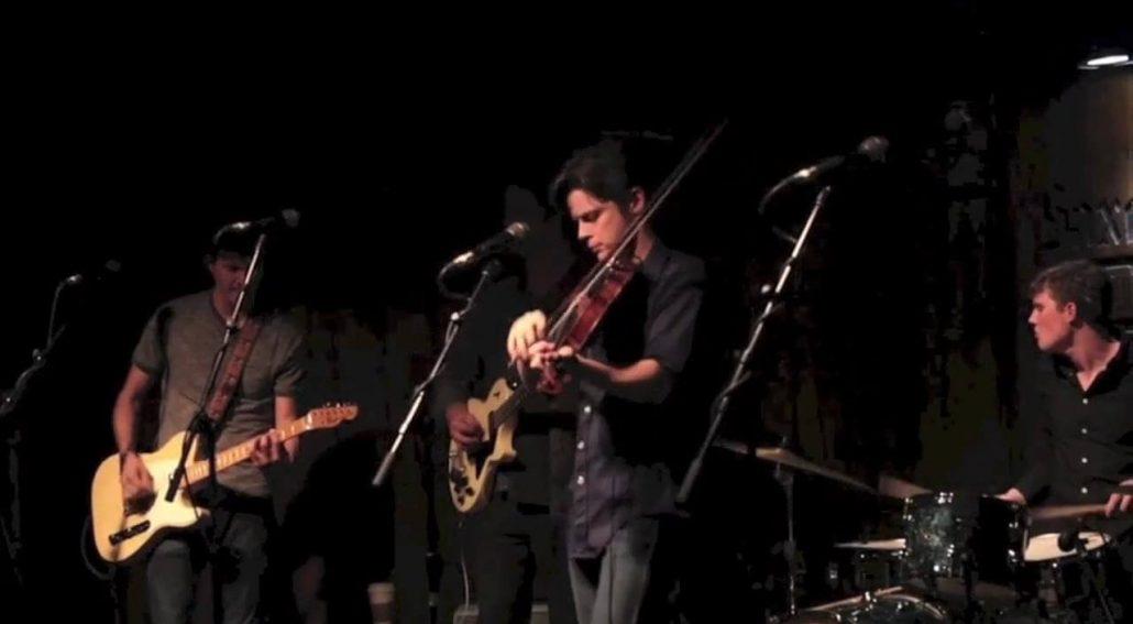 Episode 701 - The Warren Hood Band - Alright