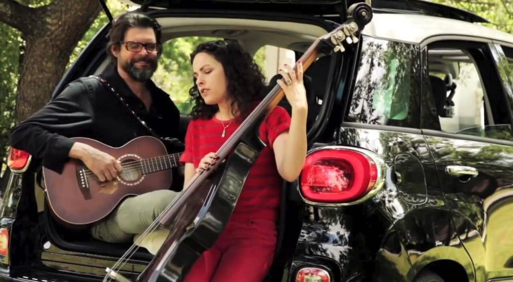 Episode 708 - Amy LaVere - Get Ispirato! An in-car concert with Amy LaVere and Will Sexton