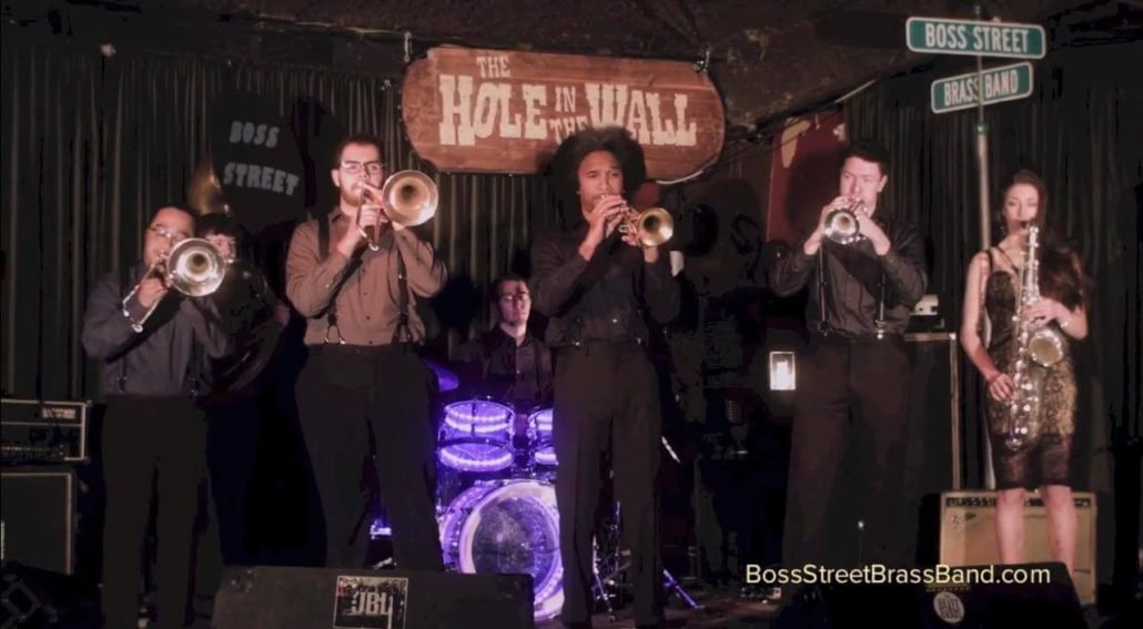 Episode 1006 - Boss Street Brass Band - Put It On You