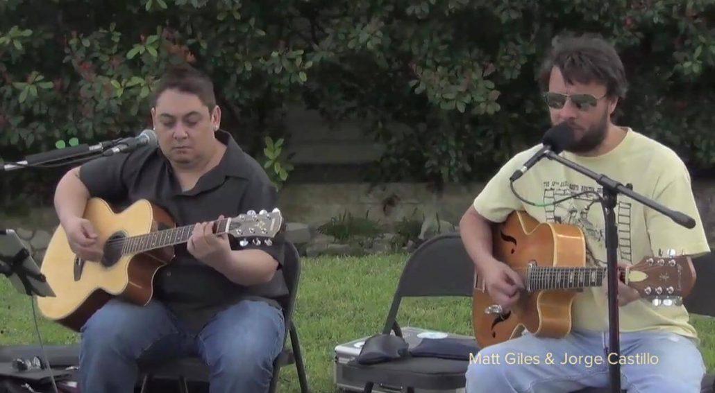 Episode 1109 - Matt Giles & Jorge Castillo (The Drakes) - Greatest Love