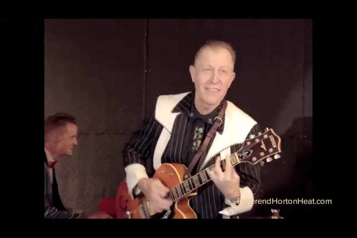 Episode 1207 - Reverend Horton Heat - Whole New Life