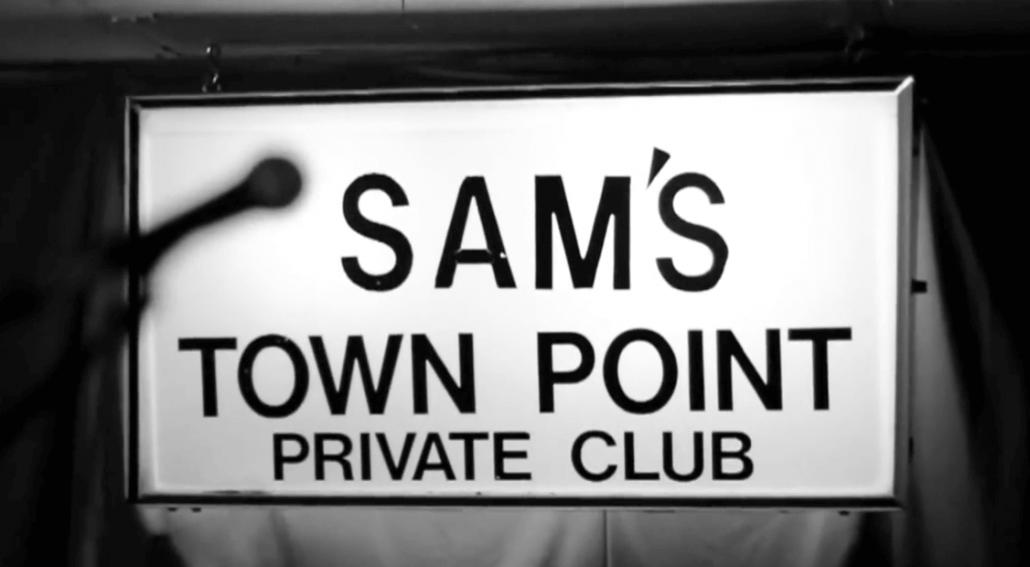 Episode 1612 - Sam's Town Point Logo- Ramsay Midwood