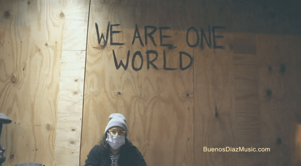 Episode 1701 - Buenos Diaz - The World Is Closed